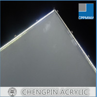 China supplier Acrylic Light Guide Plate