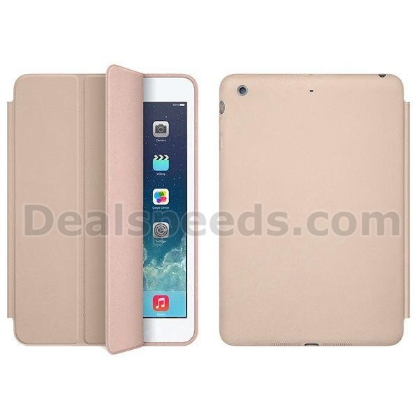 Tri-Fold Smart Leather Protective Cover Case For iPad Mini 1/2/3