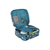 Promotional Easy Carry Printed Multifunction Portable Travel Toiletry Bag Cosmetic Makeup Storage Bag With Zipper