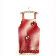 Yiwu factory wholesale cheap high quality polyester personalized waterproof kids baking apron
