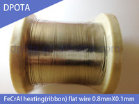 Professional Fecral flat wire for rebuildable atomizer