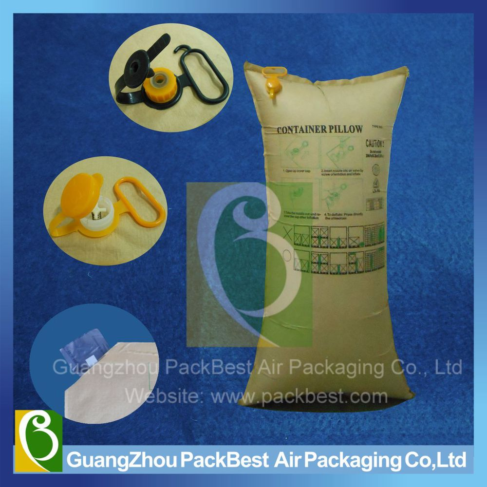 dunnage air bag protection air cargo bag for container