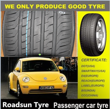 China High Performance Cheap Radial Passenger Car Tire For Sales
