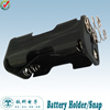 TBH-3A-4E -SP Ningbo TECO 6V AAA Battery Holder with Spring