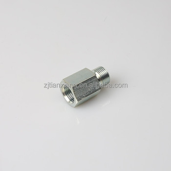 High quality hydraulic bsp swivel male captive seal fitting