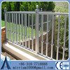 /European galvanized /PVC coated palisade fence/Wrought iron fence/Beautiful wrought iron gate