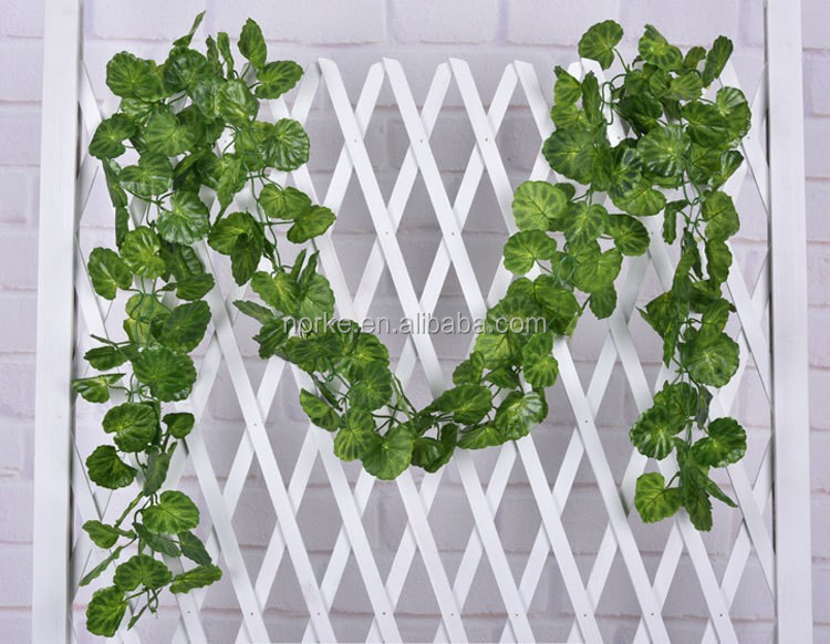 artificial leaves vine, artificial vine garland