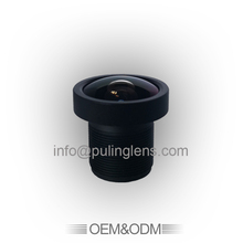 22.7mm New product sports lens wide angle lens for motion camera accessories with mount of M12*P0.5