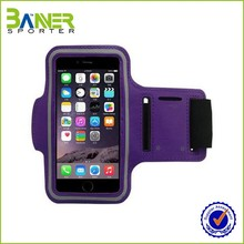 Wholesale Neoprene Mobile phone 5.5 inch mobile phones running armband