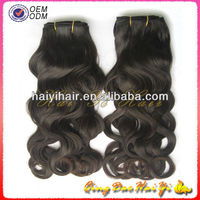 Most Popular New Arrvial 18 Inch Vietnam Virgin French Curl Hair Weaving