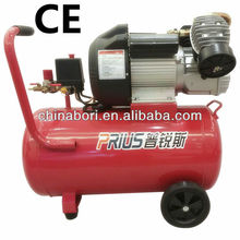 Best 8.8CFM 2HP twin V cylinders coaxial air compressors 50 Litre