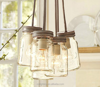 2015 Newest creative sugar bottle design Chandeliers&Pendant Lamp
