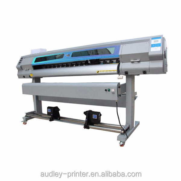Double DX5 head 1440dpi inkjer 1.9m sticker plotter with CE