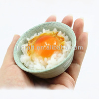 plastic injection mould miniatue artificial high quality fake food in mini bowl crafts