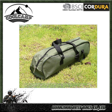 New fishing rod Cover bag Travel Holdall Bag Carry Case Black S/L
