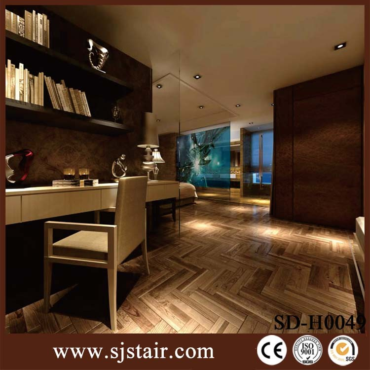 cheap wood look laminated ceramic glazed porcelain floor tiles ...