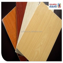 Wood MDF Price/ Melamine MDF Board ,walnut melamine mdf board,texture mdf wood board