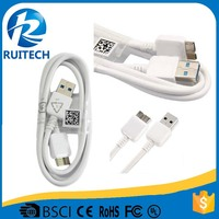 original quality USB 3.0 data cable for samsung note 3 s5 USB fast charging cable