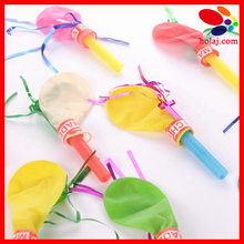 hot toy factory price Party balloon A whistle of a balloon Party The sound of a whistle horn