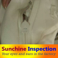 Wedding Dress Final Random Inspection / Garment Quality Control Services / Pre-Shipment Inspection Certificate