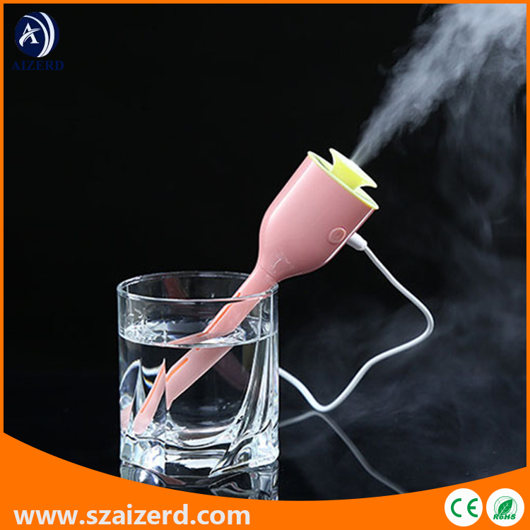 New product battery operated mini humidifier