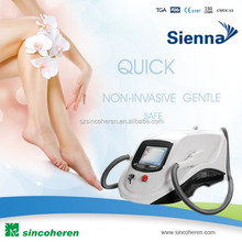 Beijing manufactuer portable Laser SHR IPL Hair Removal/hair removal ipl