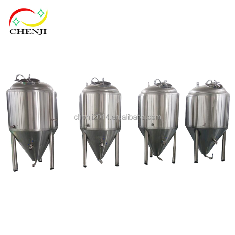 SUS304 or 316L stainless steel beer 6000L fermentation equipment home beer brewing systems for sale