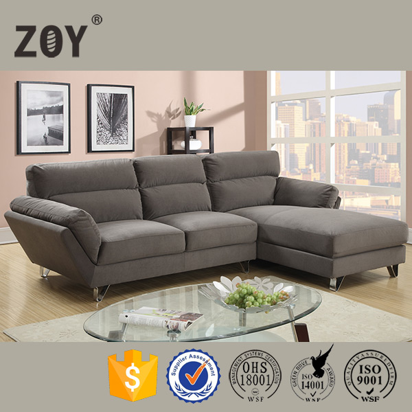 Fabric sofa furniture living room style sofa bed comfortable sofa bed ZOY-98210