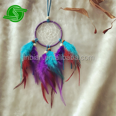 Mini Colorful Pure Handmade Dream Catcher Wholesale Dream Catcher for Home Decoration