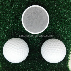 2016 New Bulk Two Piece Conformation 80-90 Hardness plastic Golf Balls wholesale