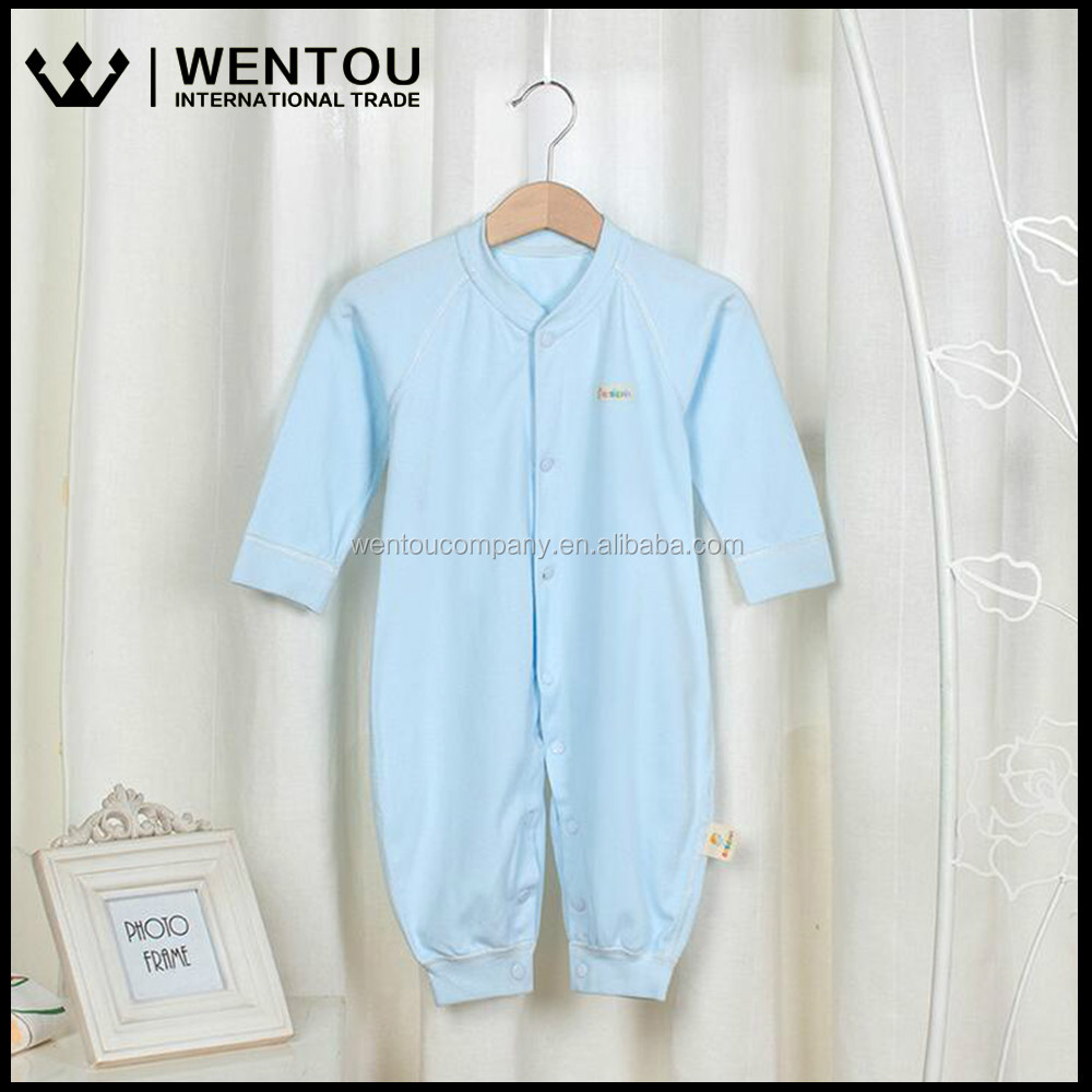 Organic 100% Cotton Tingo Soft Comfort One-piece Baby Pajama