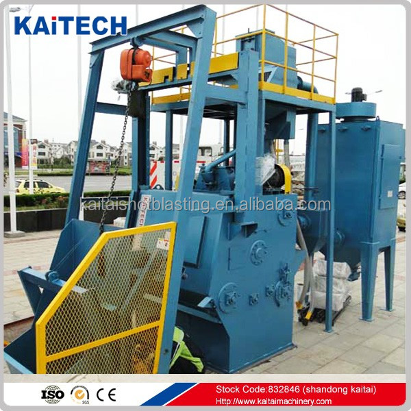 KAITA new goods best sale :rust remover QR3210 automatic sandblasting machine