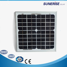 china cheap price 10w solar pv panel module support 100wp small system