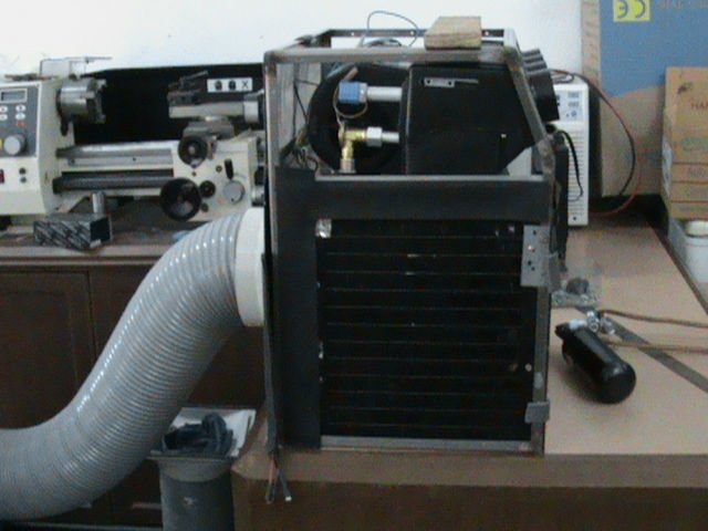 12VDC air conditioner for 2 to 4 seaters aircraft