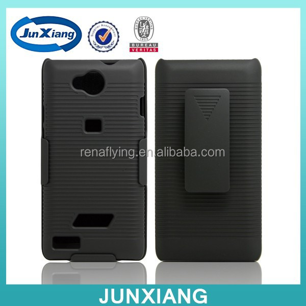 Alibaba express holster combo case for zte blade g lux v830