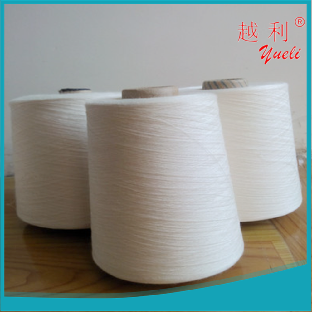 open end 100% combed crochet importers polyester knitting cotton yarn