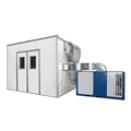 temperature humidity testing walk-in laboratory environmental chamber