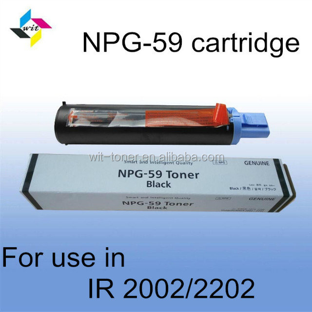 New offer ! ! Toner cartridge for Canon copier IR 2002/2202 NPG-59