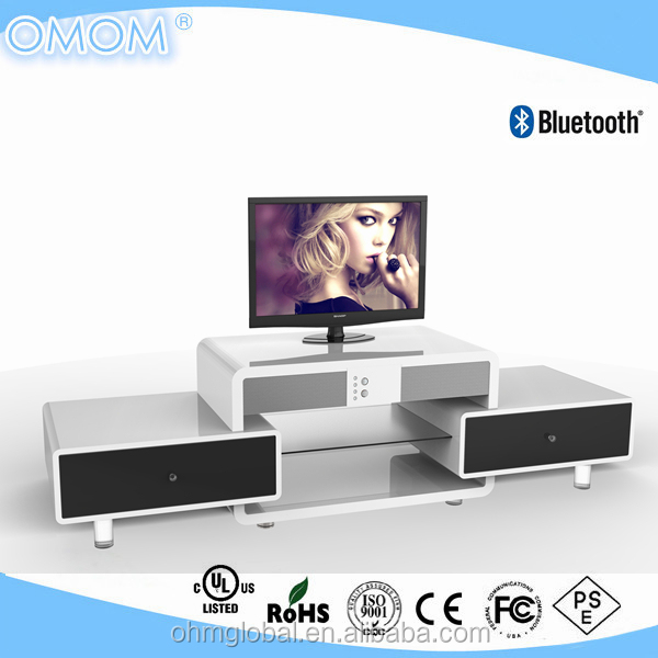 OHM-3006A 100W LED TV STAND WOODEN FURNITURE