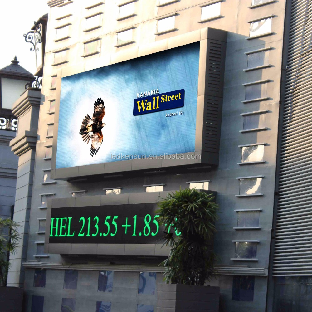 Video Sign P10 Outdoor Led Display, Advertising P10 Outdoor Led Display from China