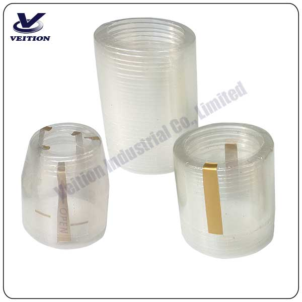 PVC SEAL BLACK PREFORM