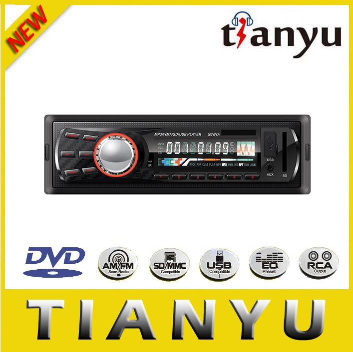 2014 new in dash car dvd player for 6