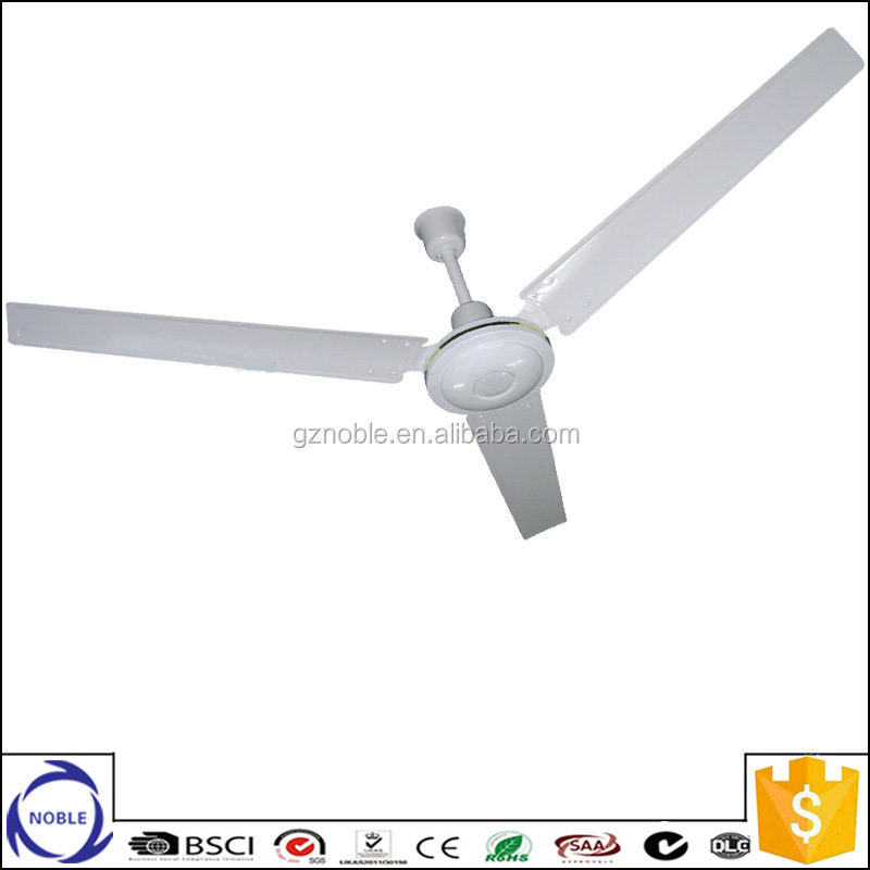 220v 56 inch 3 metal blades high quality cheap industrial ceiling fan