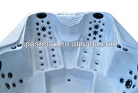 2014 Royal Victory Sign Party Spa/ Hot tub with LED light for 10 Person----A870