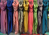 New Fashion Long hijab shawl Viscose Georgette cotton plain color scarf