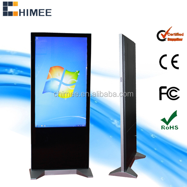 55inch stand touch screen gaming pc/ tablet pc computer made in china (HQ55ES-C1-T)