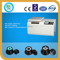 TGL-20 freeze cold refrigerated high speed centrifuge