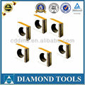 CCMW series cutting tools cbn finishing tools