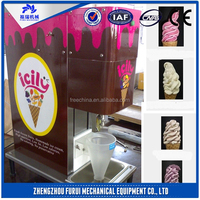 Stainless steel Ice cream machine/portable soft serve ice cream machine/soft ice cream machine parts