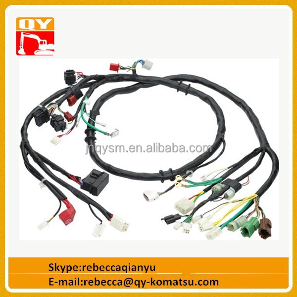 China ODM OEM excavator wiring harness manufacturer